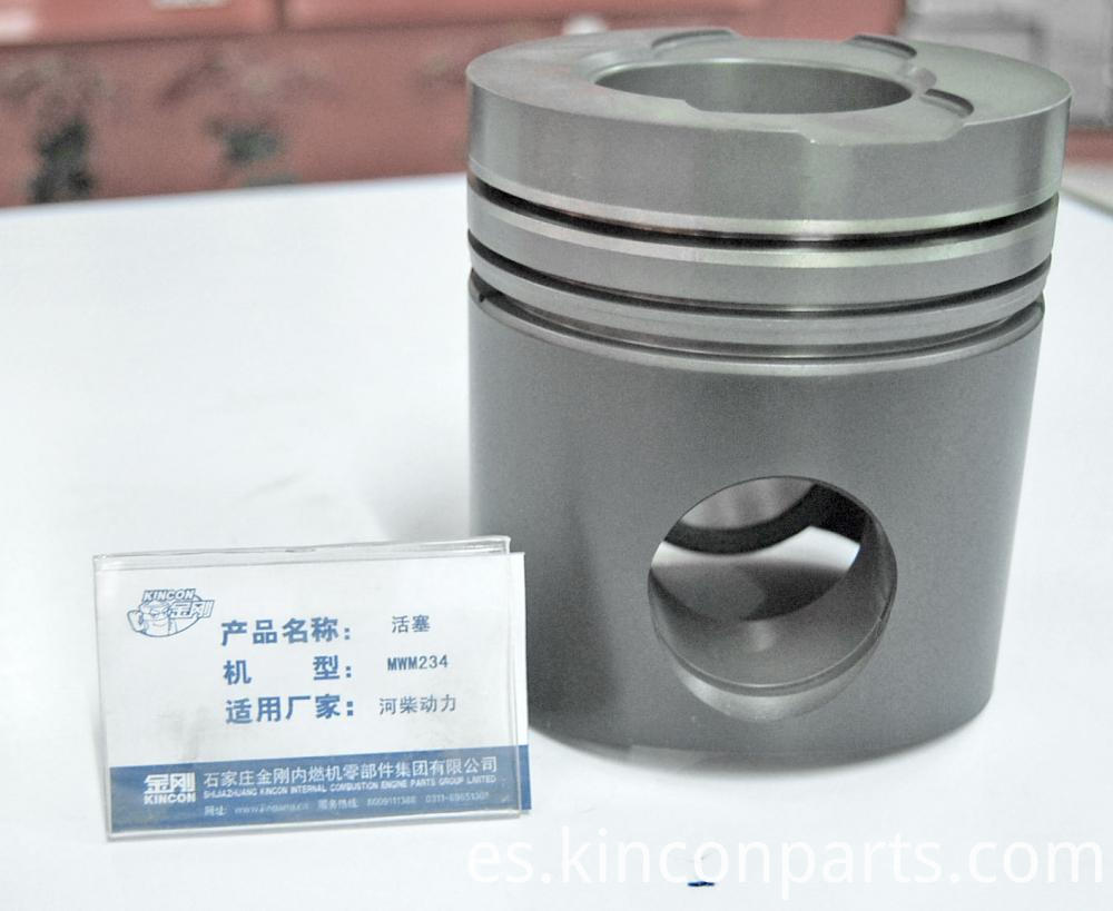 Automotive Engine Piston